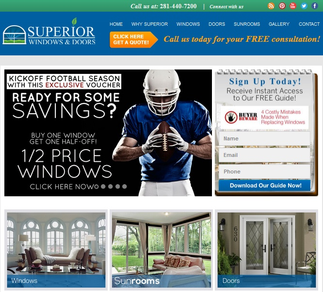 Superior Window Company